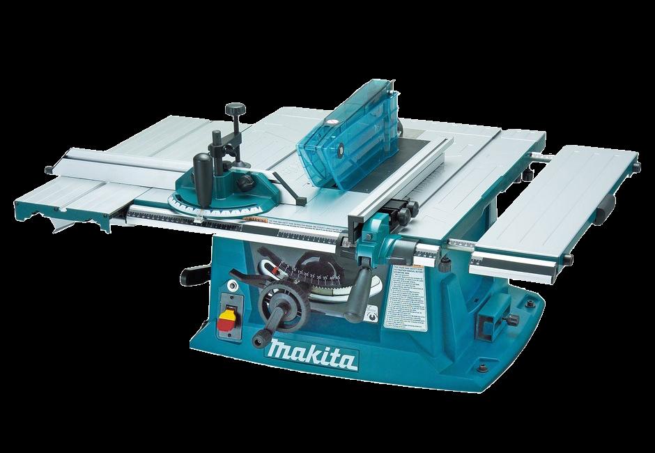 Recensione: Makita MLT100, un banco sega per tutti