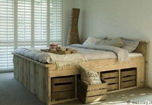 5 idee per un letto fai da te - Mattley blog