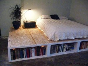Camere Tumblr Fai Da Te : Idee per un letto fai da te mattley