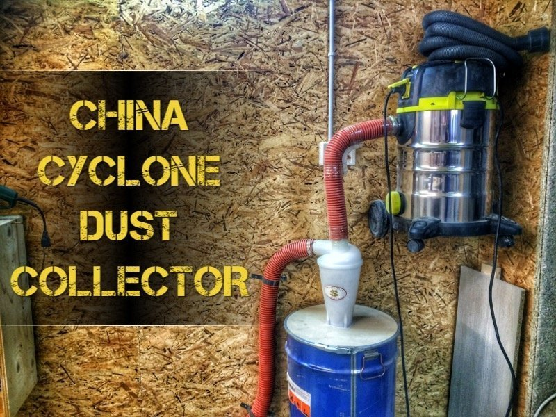 china cyclone dust collector