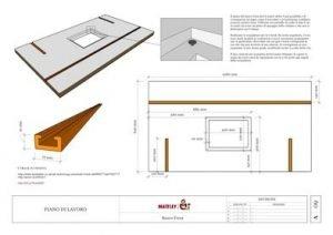 Come costruire un banco fresa fai da te for Progetto banco fresa autocostruito