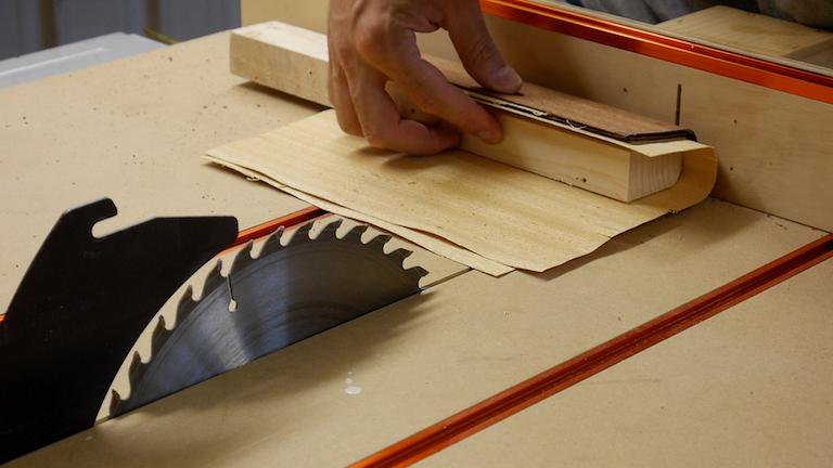 Porta lettere in legno fai da te idea regalo for Slitta per banco sega
