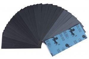scegliere carta abrasiva per levigare
