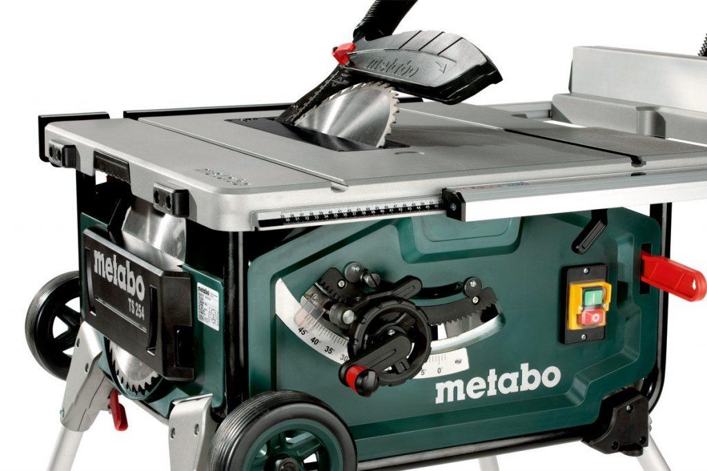 banco sega Metabo TS254