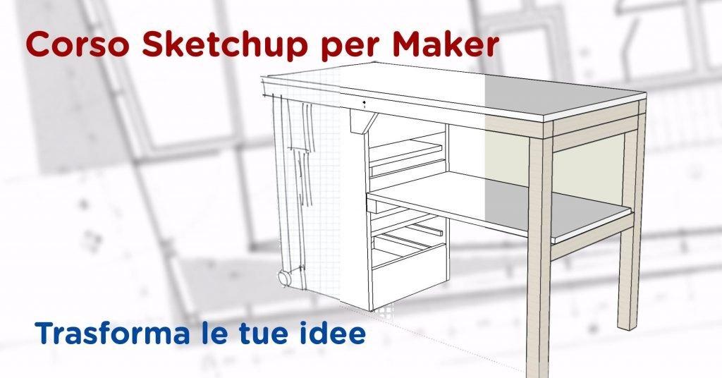 Utilizzare sketchup per disegnare i propri progetti for Disegnare progetti