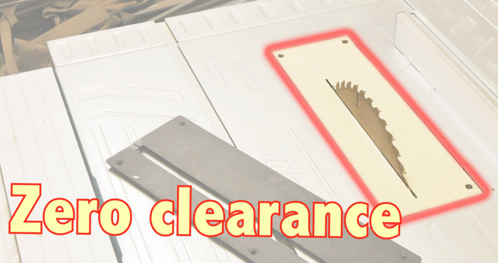 zero clearance banco sega