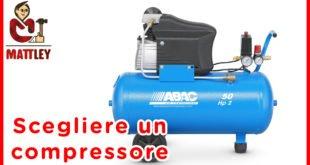 Come scegliere un compressore