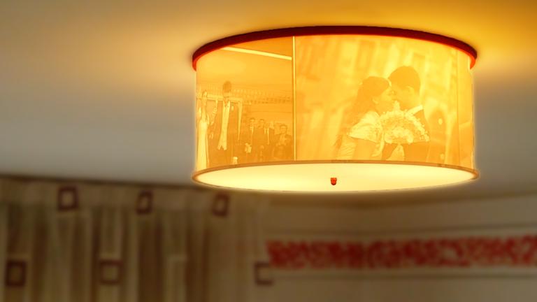LAMPADARIO realizzato con stampante 3D