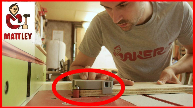 6 oggetti utili nella lavorazione del legno che puoi realizzare con una stampante 3D
