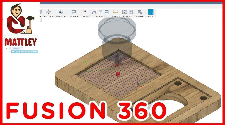 Autodesk Fusion 360. Il miglior software per stampa 3D e CNC