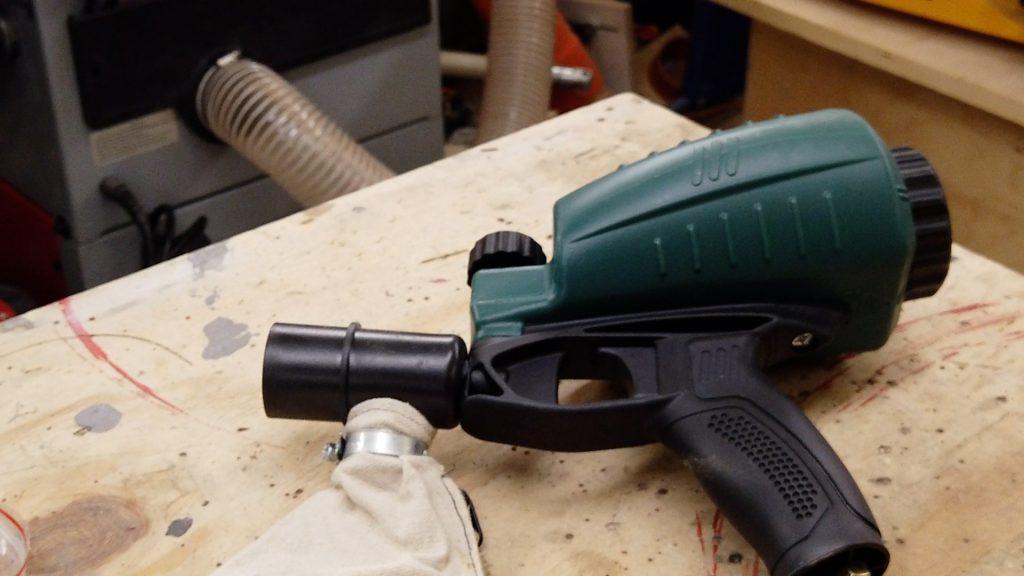 Recensione pistola sabbiatrice Parkside PDSP 1000 82