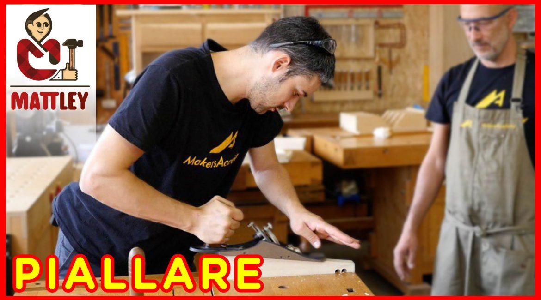 Come piallare un pezzo di legno