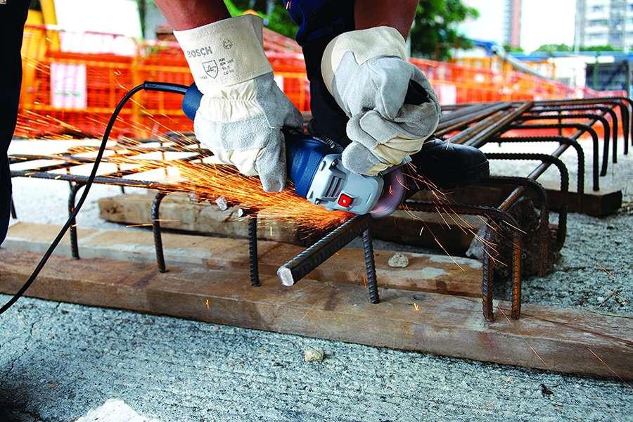Come tagliare il ferro con flessibile