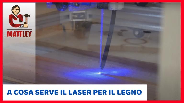 Cos'è e a cosa serve il laser per tagliare il legno: cosa devi sapere?