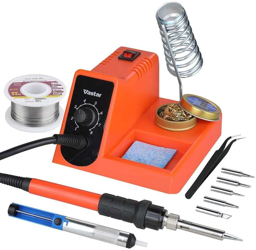 Come pulire un saldatore elettrico a stagno