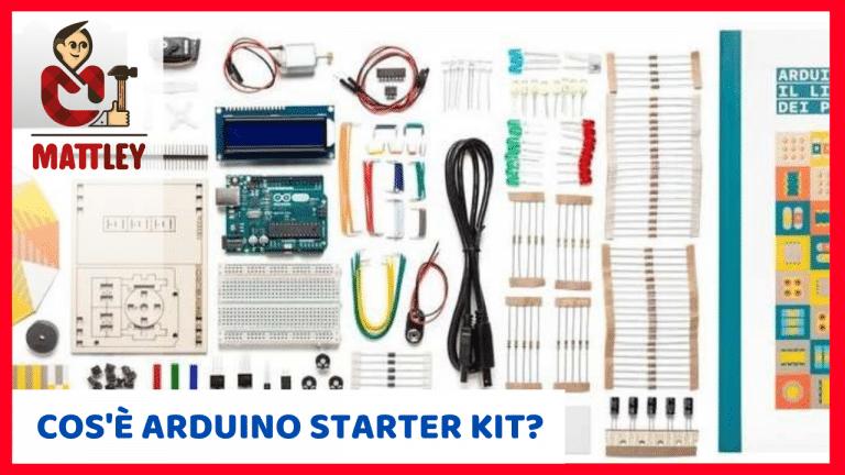 Arduino Starter Kit, cos'è e a cosa serve esattamente?